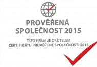 Prověřená společnost 2015